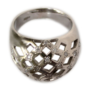 Dome Ring - One of a kind